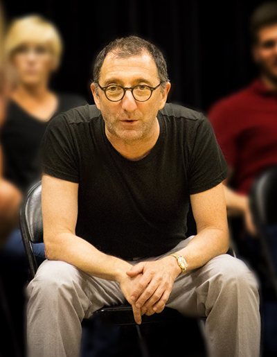 David Razowsky improv workshops Sydney October 2017